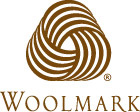 Australian Woolmark certified: pure new wool product conforming to the Woolmark standards